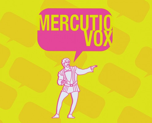 Logotipo Mercutio Vox