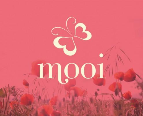 Logotipo Mooi